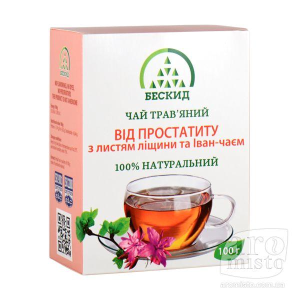 лечение простатита чай